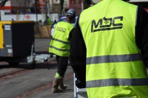 MDC Carottage : acteur majeur de la fourniture et pose de mobilier urbain, partout en France.